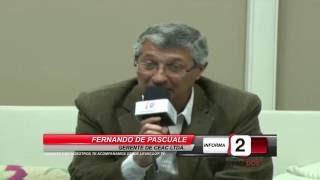 NOTA EN VIVO FERNANDO DE PASQUALE