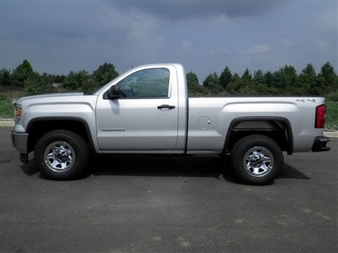 2014 gmc regular cab 1500 sierra 4x4 all new 5 3 ecotec3 v 8 at wilson county gm lebanon tn. Black Bedroom Furniture Sets. Home Design Ideas