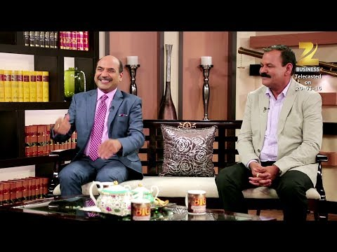 Zee Business-Mr. Sunil Kumar Gupta as Business Expert in Big Business Ideas-Episode 19