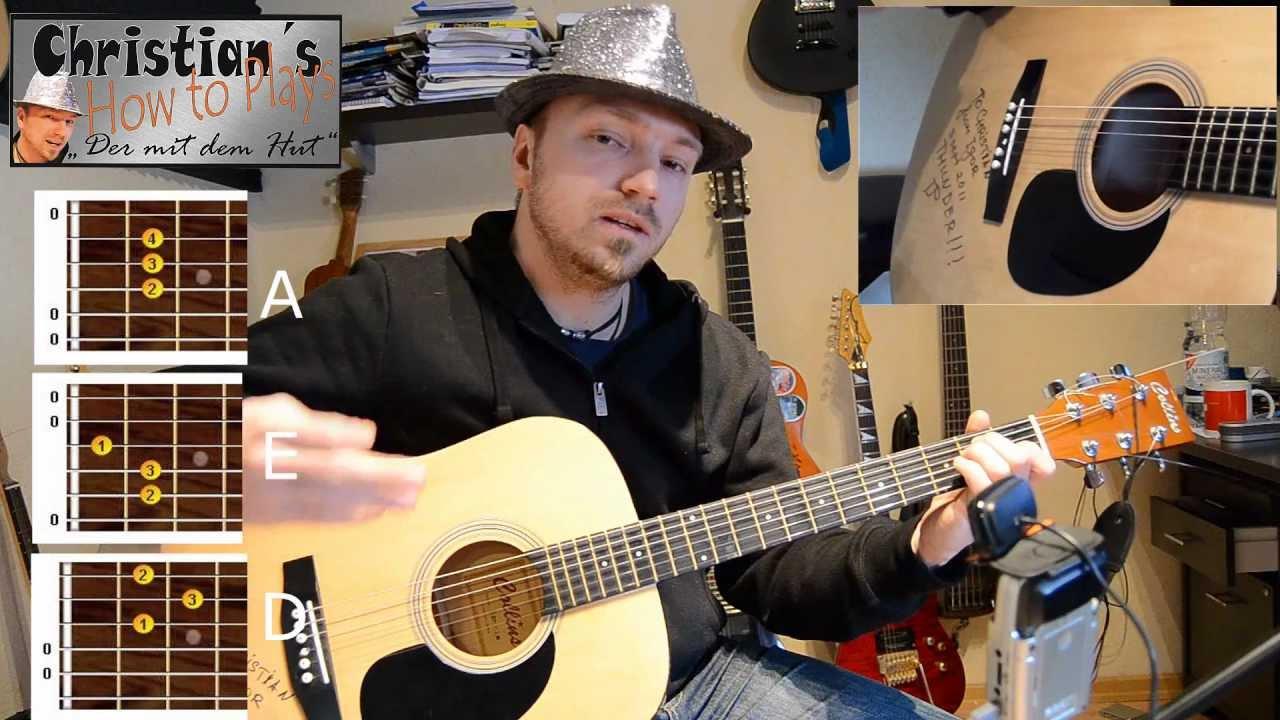 Gitarre Spielen Lernen Online