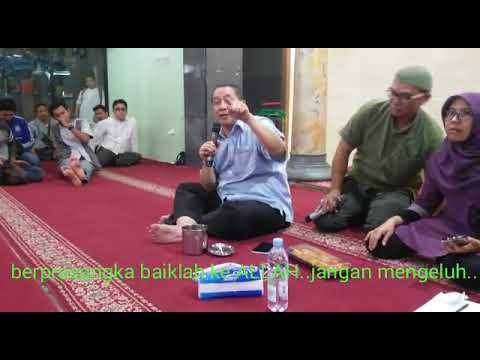 RDAY Pencerahan & Silahturahmi H Dwi Susanto 31 Jan 2019 Berbaik Sangka Ke Allah Selalu
