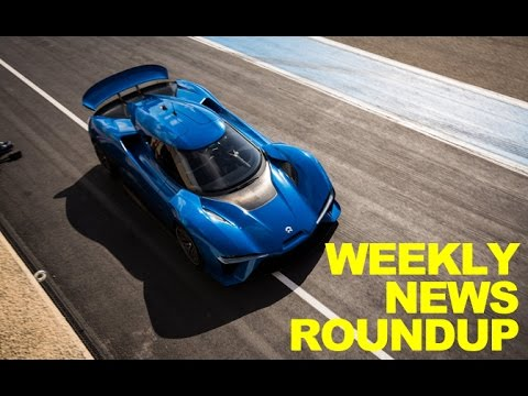 Faster BMW M Cars, Crazy Chinese EV, No More VW Diesels: AutoGuide Weekly News Roundup - Ep. 1