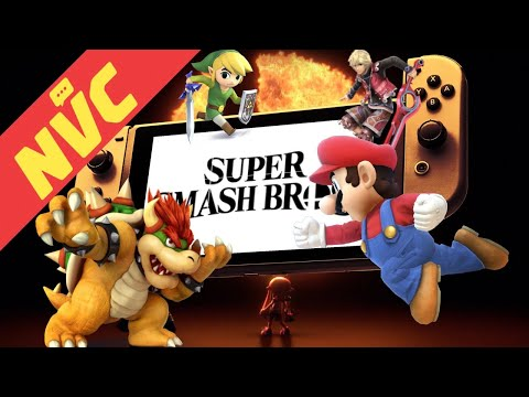 Did Nintendo Deliver With Super Smash Bros. Ultimate During E3 2018? - NVC Highlight thumbnail