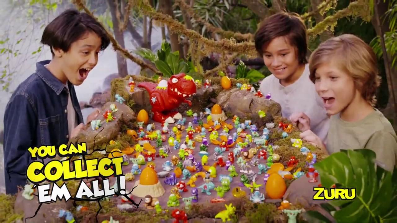 Smashers Series 3 Dino - Smyths Toys