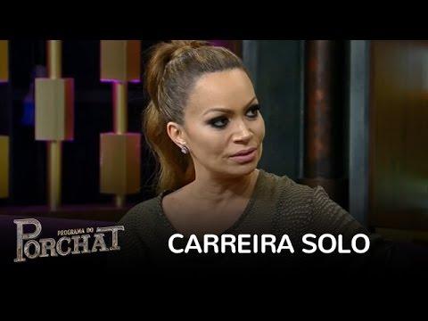 Solange Almeida fala sobre não ter Xand ao seu lado