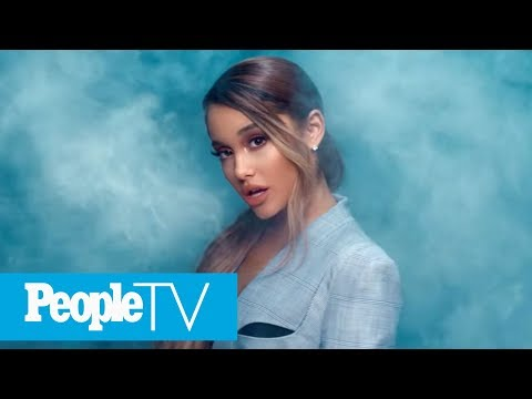 'Happy Valentine's Day'- Ariana Grande Teases Release Date For Her New Album | PeopleTV