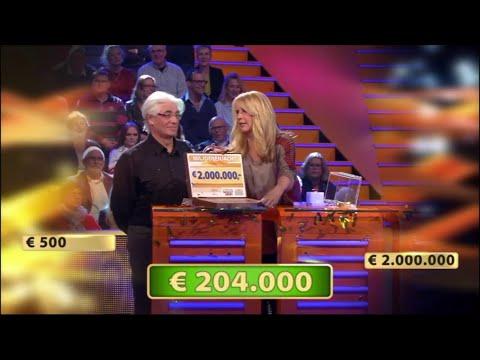 Kandidaat loopt 2 MILJOEN *EURO* mis  Postcode Loterij Miljoenenjacht