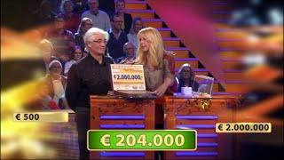 Kandidaat loopt 2 MILJOEN *EURO* mis - Postcode Loterij Miljoenenjacht