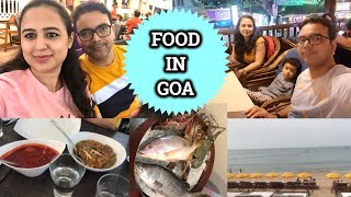 Best Places to eat in Goa | Indian food | Goa food tour | Goa