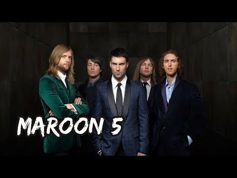 Top 10 Most Viewed Maroon 5 Music Videos
