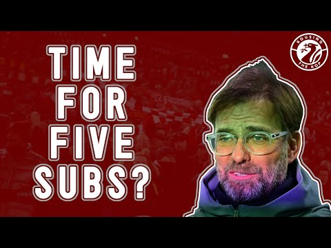 Jurgen Klopp's five sub plea - why the Premier League must now take action