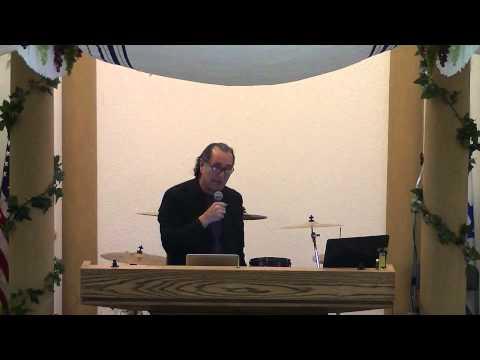 The Anusim Seminar w/ Dr. Dell F. Sanchez at Congregation Brit Chadashah Part 3  12/13/14