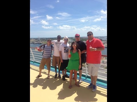 The Family Cruise - Royal Caribbean (Time of Our Life)