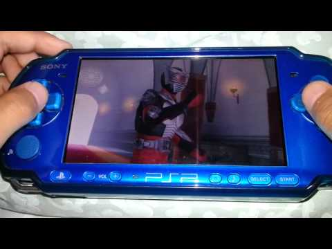 Kamen Rider Ryuki vs Knight, Raia PSP
