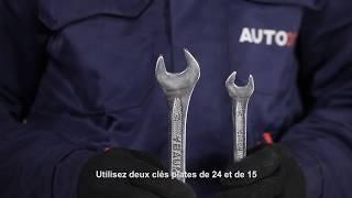 Regardez notre guide vidéo sur le dépannage Embout biellette de direction BMW