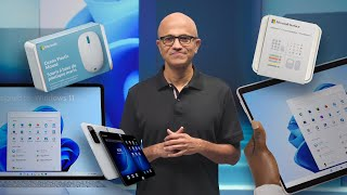 Microsoft's entire Surface reveal event in just 60 seconds (supercut)
