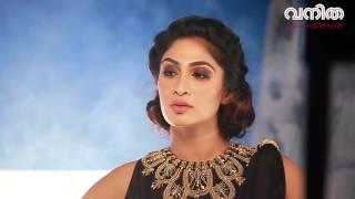 Gorgeous Deepthi Sati| Vanitha Cover Shoot behind the scenes