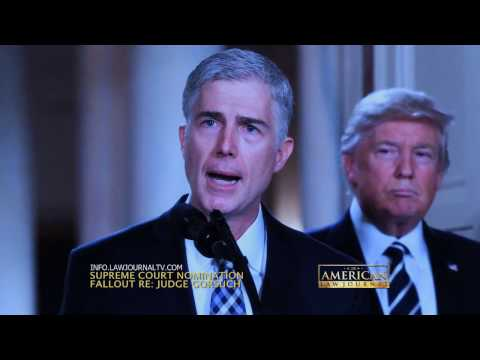 "The Gorsuch Nomination: Trump's ""Supreme"" Challenge?"