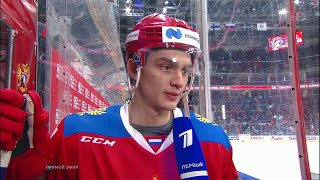 Николай Прохоркин: «Следующее большинство надо реализовывать». Сборная России - сборная Чехии.