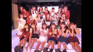 20190824 オフィシャルtwitter動画(原宿駅前パーティーズ)