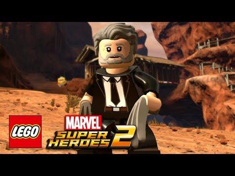 LEGO Marvel Super Heroes 2 - How To Make Logan