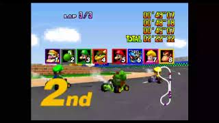 Mario Kart 64 Hack Preview