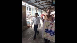 Mumbai Netradan prachar  by Master Tejas