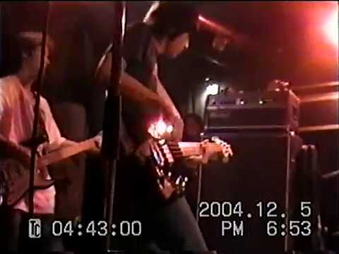 "factor2grace ""Picture - Unlock Heart - Quiet Letter"" 2004 at 旧Kashiwa ALIVE"
