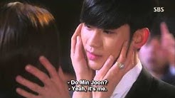[ENG SUB] The man who came from the stars - Kiss scene