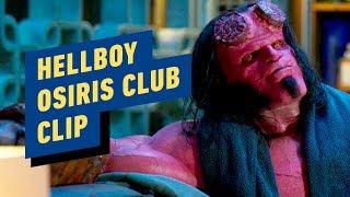 """Hellboy - """"Osiris Club"""" Clip"""