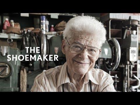 The Shoemaker - Documentary