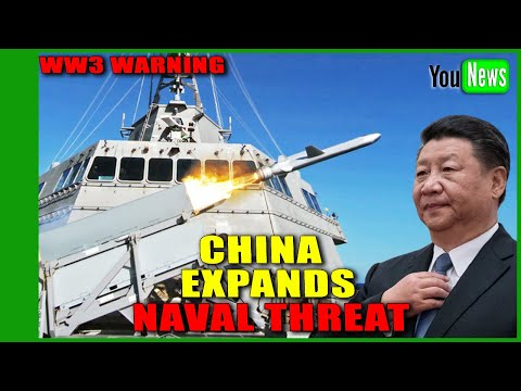 WW3 WARNING: China expands naval threat to Indian Ocean with new aircraft carrier base