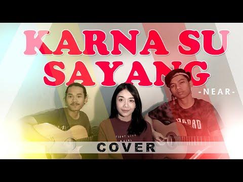 #LAGUVIRAL Karna Su Sayang (COVER) by : Echa&Kilal ft. Adrian