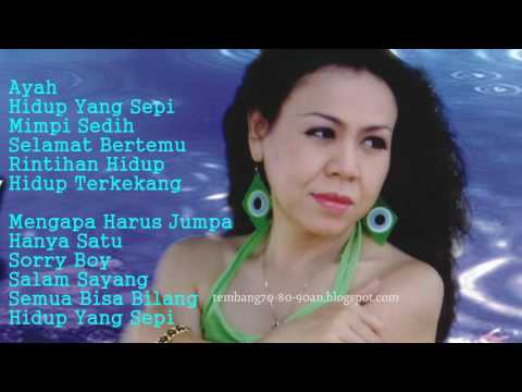 Ratih Purwasih: Album Hidup Yang Sepi   Tembang  Indonesia Kenangan