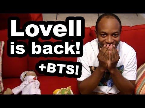 Lovell is back!