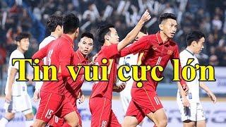 U23 Việt Nam nhận TIN VUI cực lớn tại ASIAD 2018
