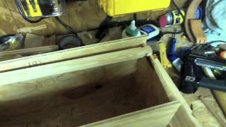 Easy 5-frame Nuc Assembly