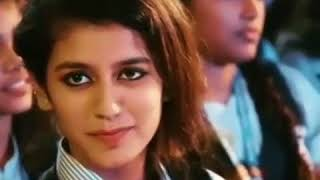 Original Full video of a smiling girl   priya prakash      viral on social network  