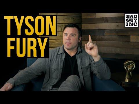 Tyson Fury wants to box Stipe Miocic in MMA gloves?