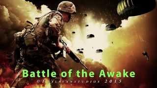 Suspenseful Action Music Instrumental - Battle of the Awake - Epic Hybrid Soundtrack