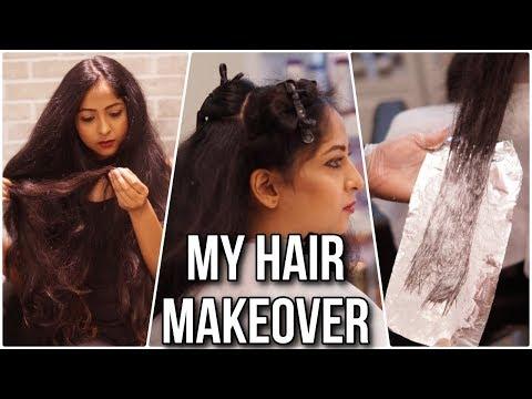 MY HAIR MAKEOVER 💇 | Haircut - Bleach - Colour | Stacey Castanha