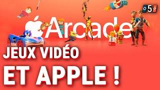 UN VÉRITABLE SUCCÈS ? - 5 Choses à Savoir sur l'Apple Arcade
