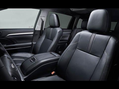 2017 toyota highlander interior Standard Tech