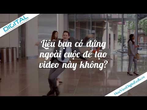 Huấn luyện Video Marketing | Video Ngang và Video Dọc tại Học Viện Digital Bách Khoa
