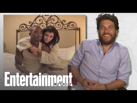 Adam Pally Takes Our Pop Culture Personality Test  Entertainment Weekly