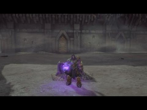 Gnashor (Boss Battle) - Darksiders II Deathinitive Edition |