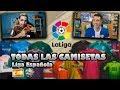 Reaccionamos a las NUEVAS CAMISETAS de La Liga Española 19/20 ft. JuanluDBZ