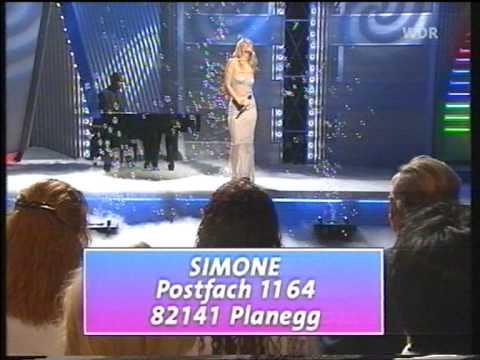 [HQ] - Simone - Verlier mein Herz nicht wenn Du gehst - 19.09.1999