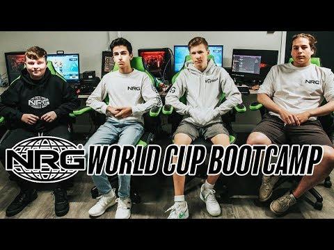NRG Fortnite World Cup NYC Vlog | Mrsavage, BenjyFishy, Symfuhny, Zayt, And EpikWhale