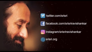 Gurudev Sri Sri Ravi Shankar founded The Art of Living as an intern...